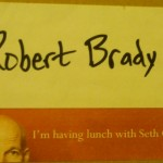 Lunch with Seth Godin