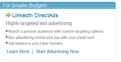 LinkedIn for Small Budgets