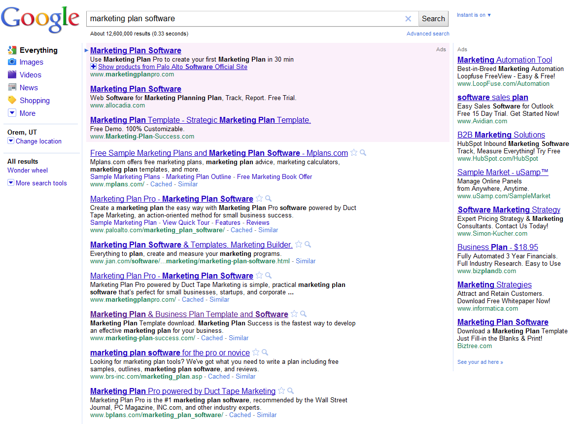 New AdWords Ad Format