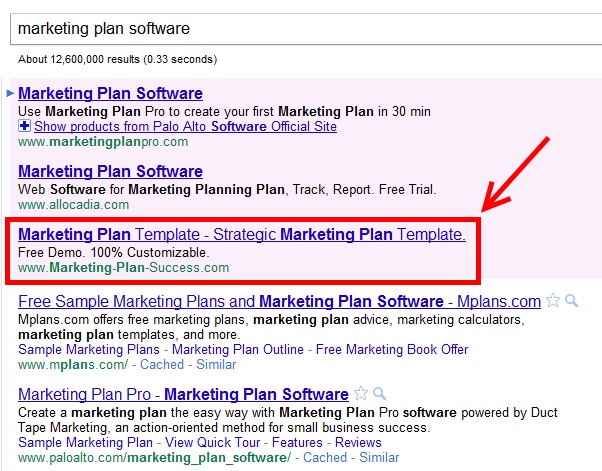 New AdWords Ad Format Large