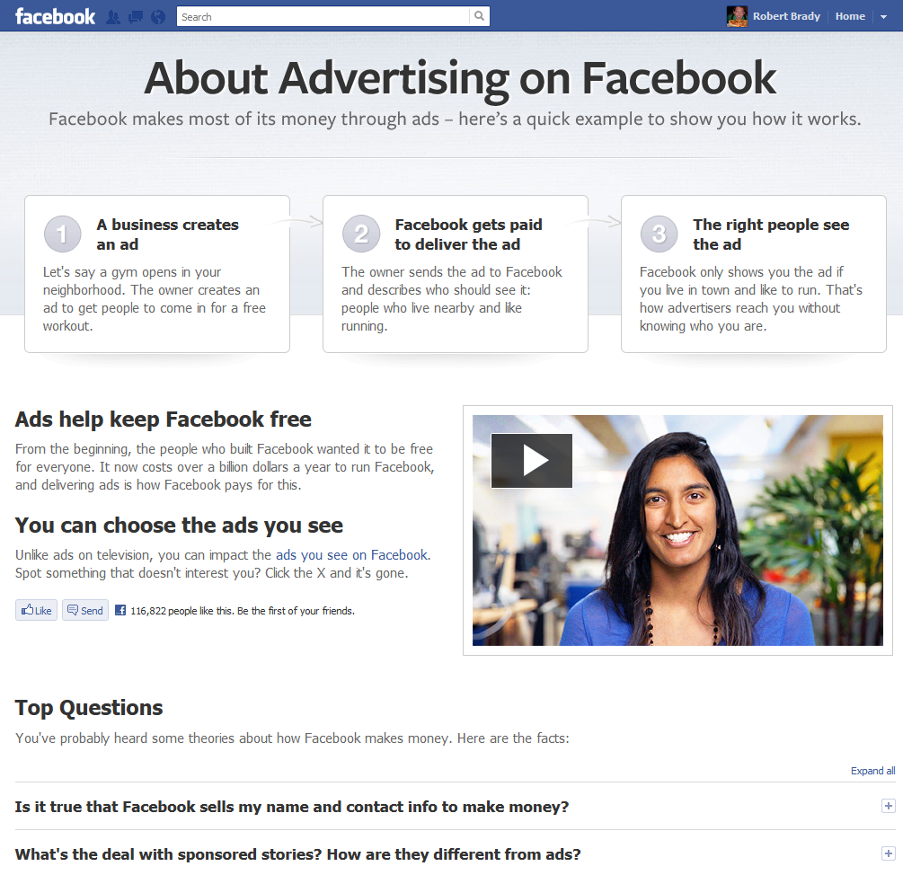 how to make money from dfacebook