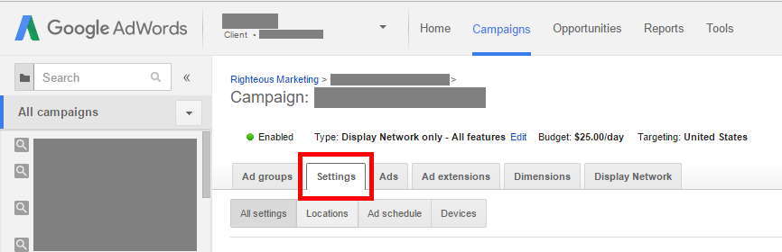 adwords-campaign-settings-tab